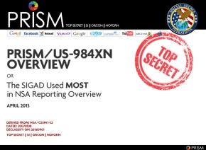 Those PRISM Slides Are Hideous! Here, NSA. We redesigned them for you…