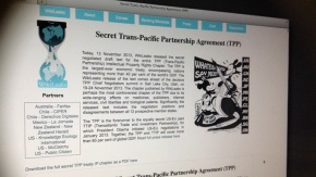 TPP Uncovered: WikiLeaks releases draft of highly-secretive multi-national trade deal